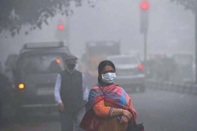 Photo #1 - India - Otta Nottathil - air_pollusion_newdelhi_unbearable