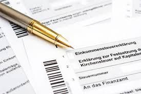 Photo #1 - Germany - Finance - 21720204tax